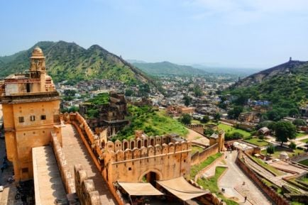 Surge in tourist footfall at Jaipur