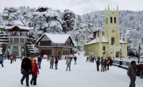 In 10 days, 1.41 lakh tourist vehicles enter Shimla