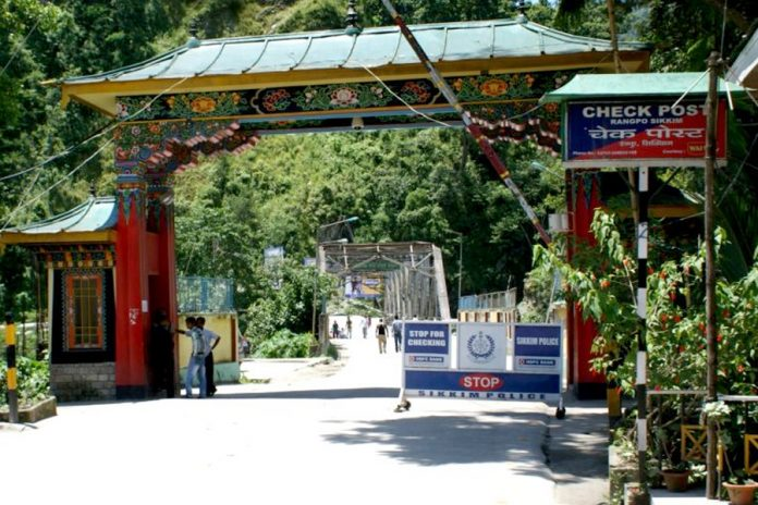 Sikkim govt decides to open Ramam border checkpost for entry of foreigners