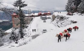 The Himalayan state of Himachal Pradesh will soon get its first indoor ski park at Kufri, near Shimla