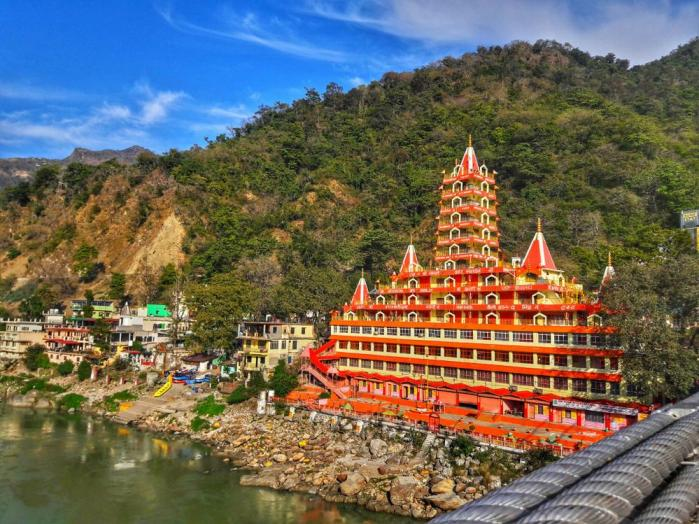 Tourism in Rishikesh bounces after the Covid-19 pandemic