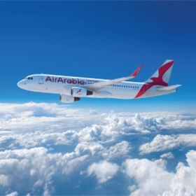 Air Arabia to resume operations with 5 flights a week to Sharjah