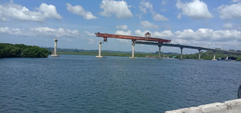 Andaman's Humphrey Strait Creek Bridge to be a major tourist attraction once completed