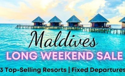 Maldives Weekend Sale