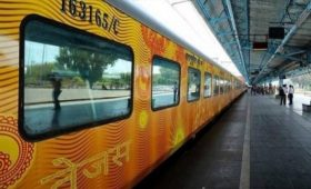 New Delhi-Varanasi Vande Bharat to run as Tejas Express from Feb 15