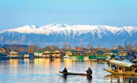 Tourism is reviving in Jammu and Kashmir, proves the rise in number of tourists