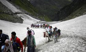 Amarnath Yatra 2021: Registration of pilgrims to start from April 1, How to do online?