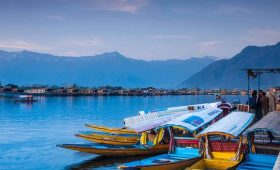 Kashmir is all set to have a successful spring tourist season