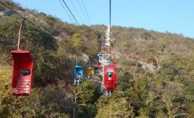 Nature Safari, Cabin car ropeway at Rajgir to be inaugurated on Mar 26