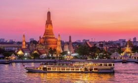 Open Thailand Safely Campaign: The tourism sector seeks to reopen the country by 1 July