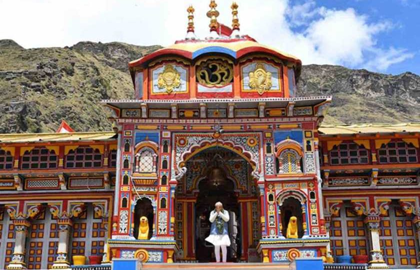 U'khand tourism dept signs Rs 12 Crore MoU with SJVNL for redevelopment of Badrinath