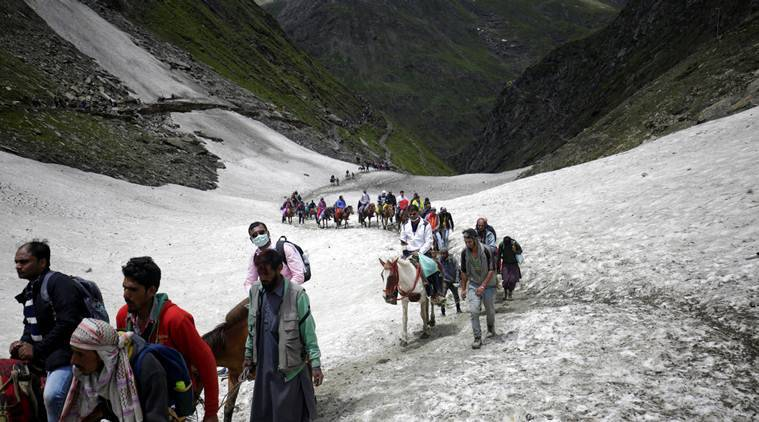 Amarnath Yatra is expecting heavy footfall