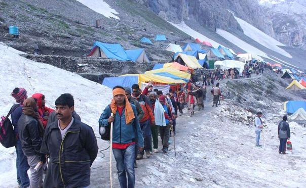 Online registration for Amarnath Yatra to begin from April 15