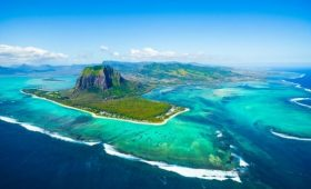 Mauritius reopens to vaccinated sun-seekers